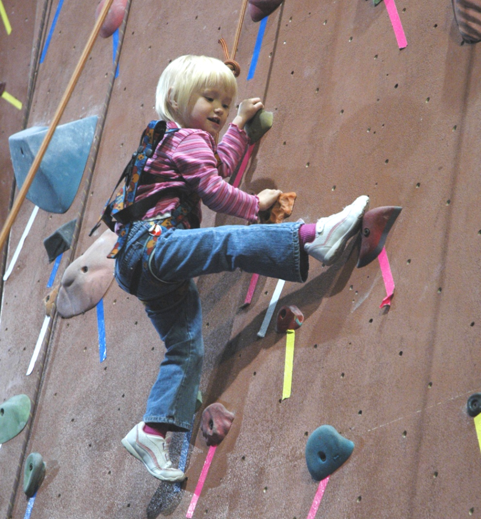 1 little girl climbing-3