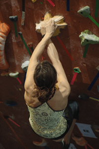 Bouldering Tech Cross